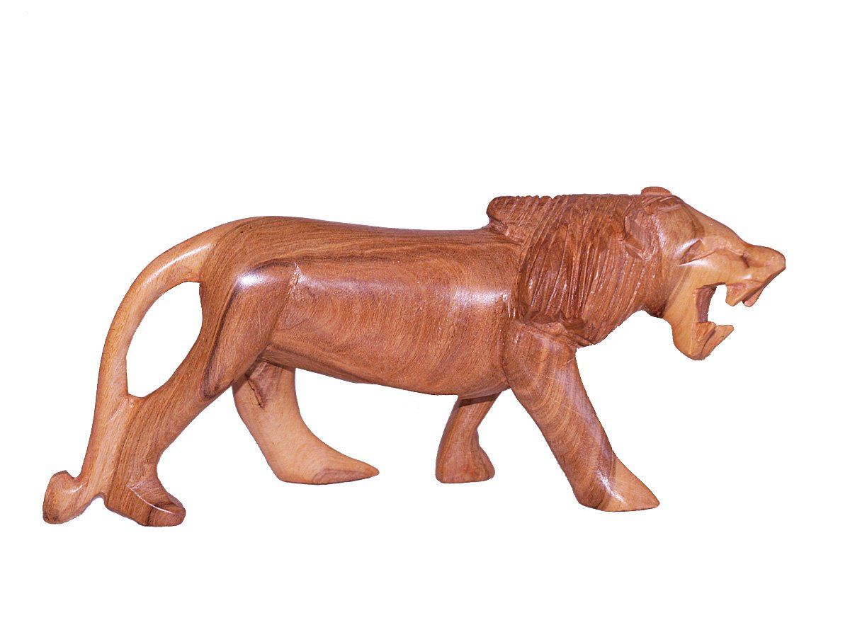 African wood carved animals carving of africa