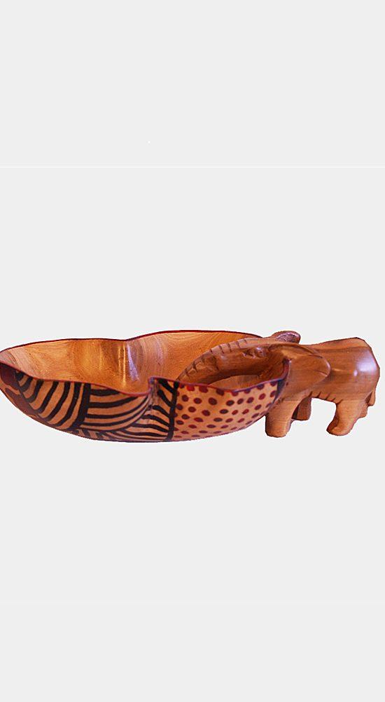 African Art   Banana Leaf Paintings from Kenya   Craft Montaz
